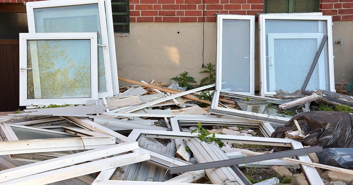 La récupération de vos anciennes fenêtres